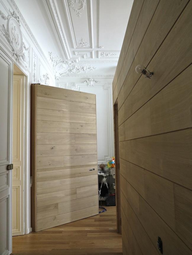 agencement chambre et parquet raboniak mobilier design. Black Bedroom Furniture Sets. Home Design Ideas