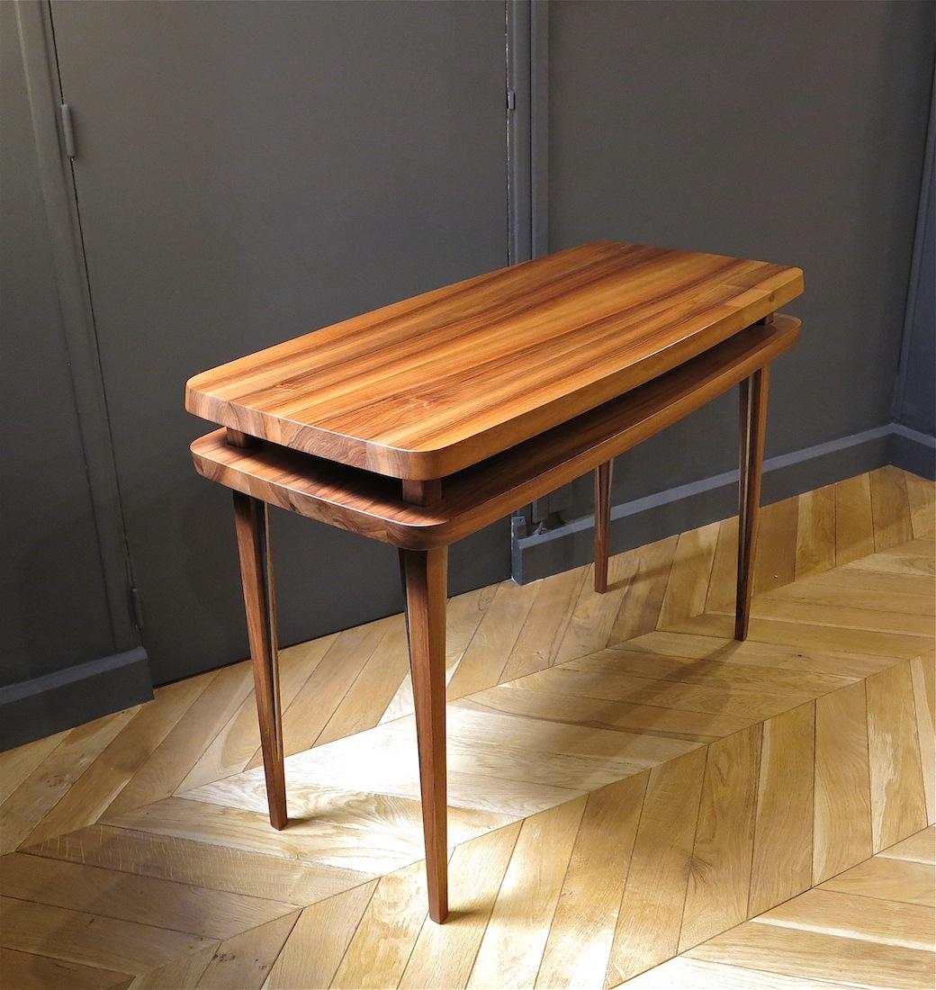 Bureau raboniak mobilier design for Mobilier bureau wenge