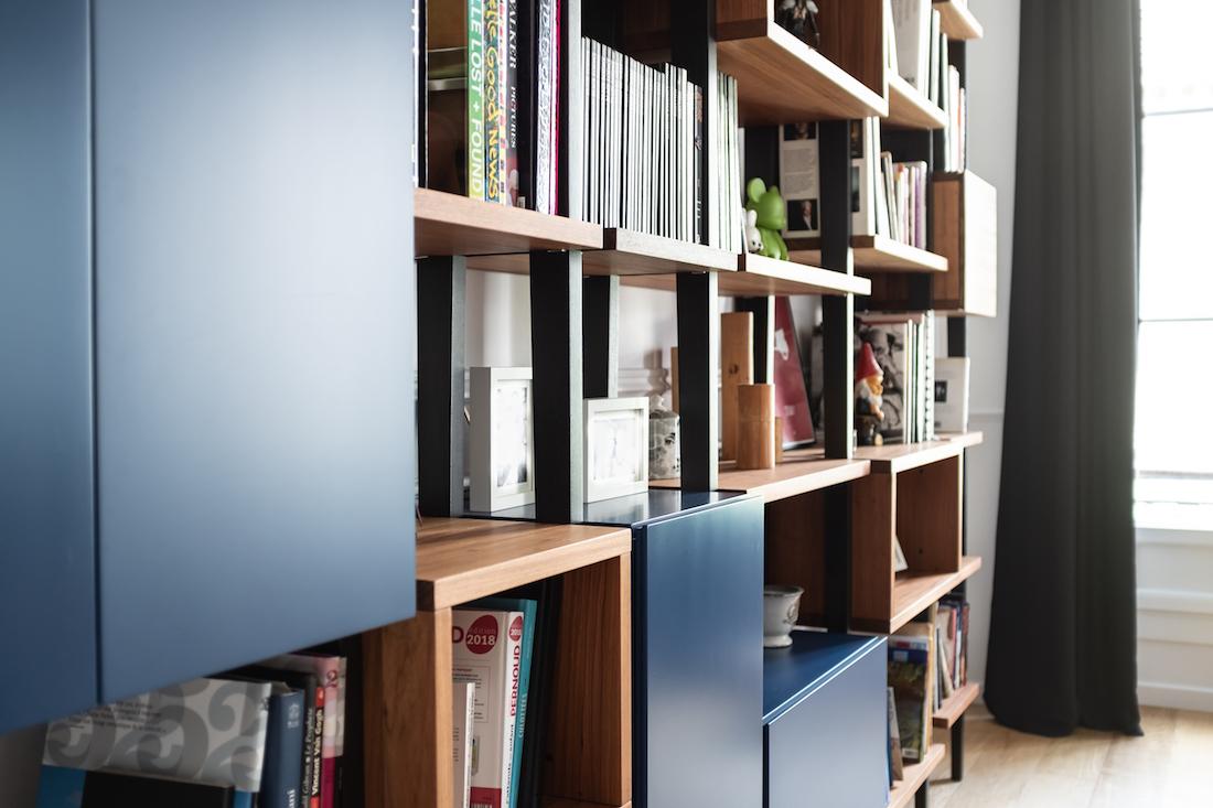 Bibliothèque B03 Raboniak Mobilier Design